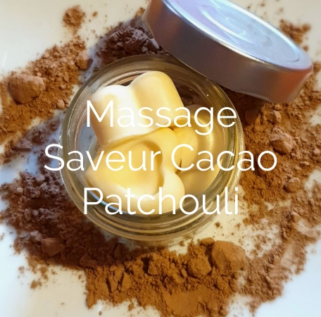 Baume cacao patchouli